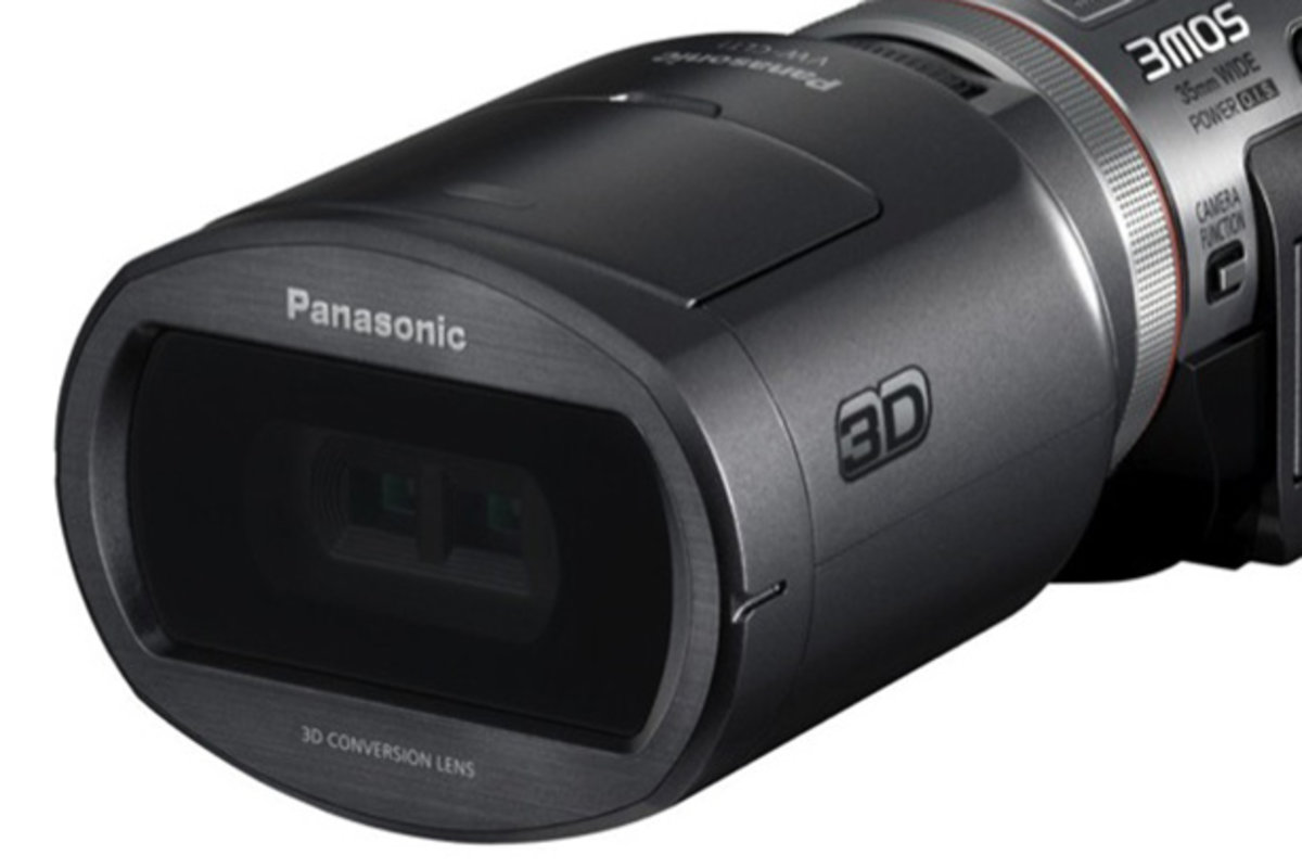 Panasonic HDC-SD900 camcorder leads 3D video march - Pocket-lin