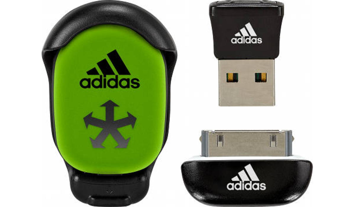 Adidas miCoach Speed Cell chips in for performance data - Pocke