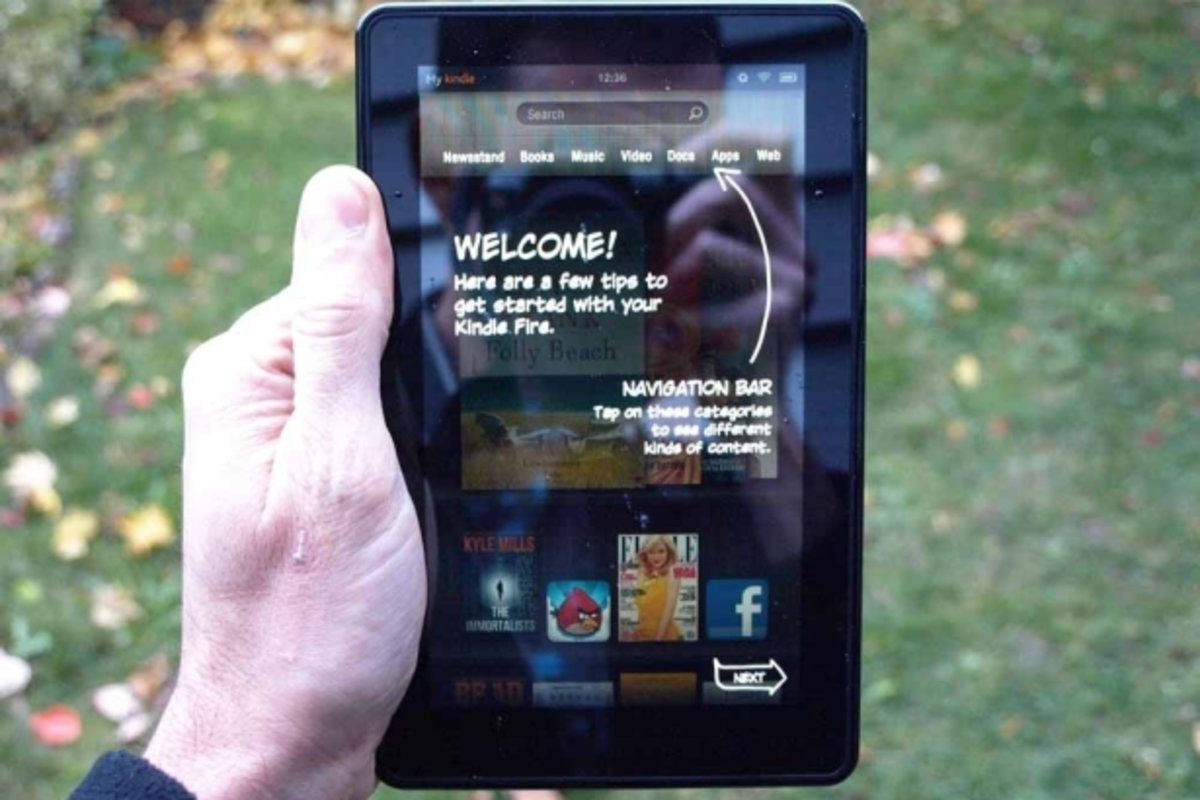 These Instructions Will Fix Your Kindle Fire Issues
