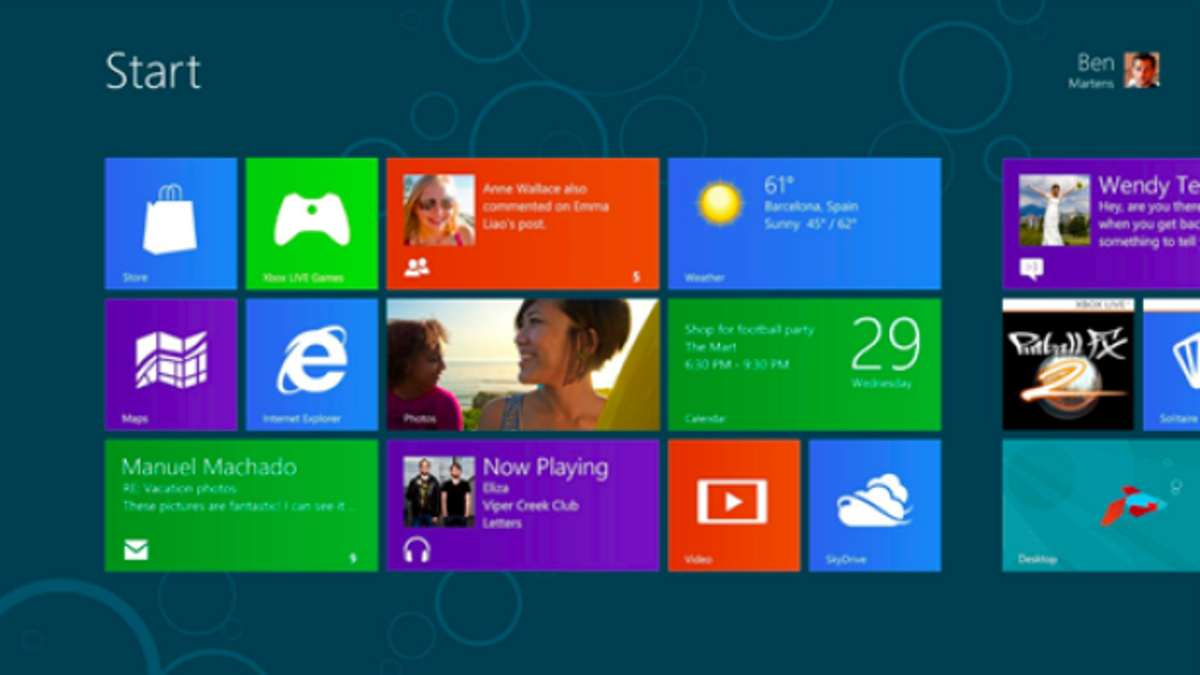 Windows 8 Consumer Preview: Can your PC handle it? - Pocket-lin