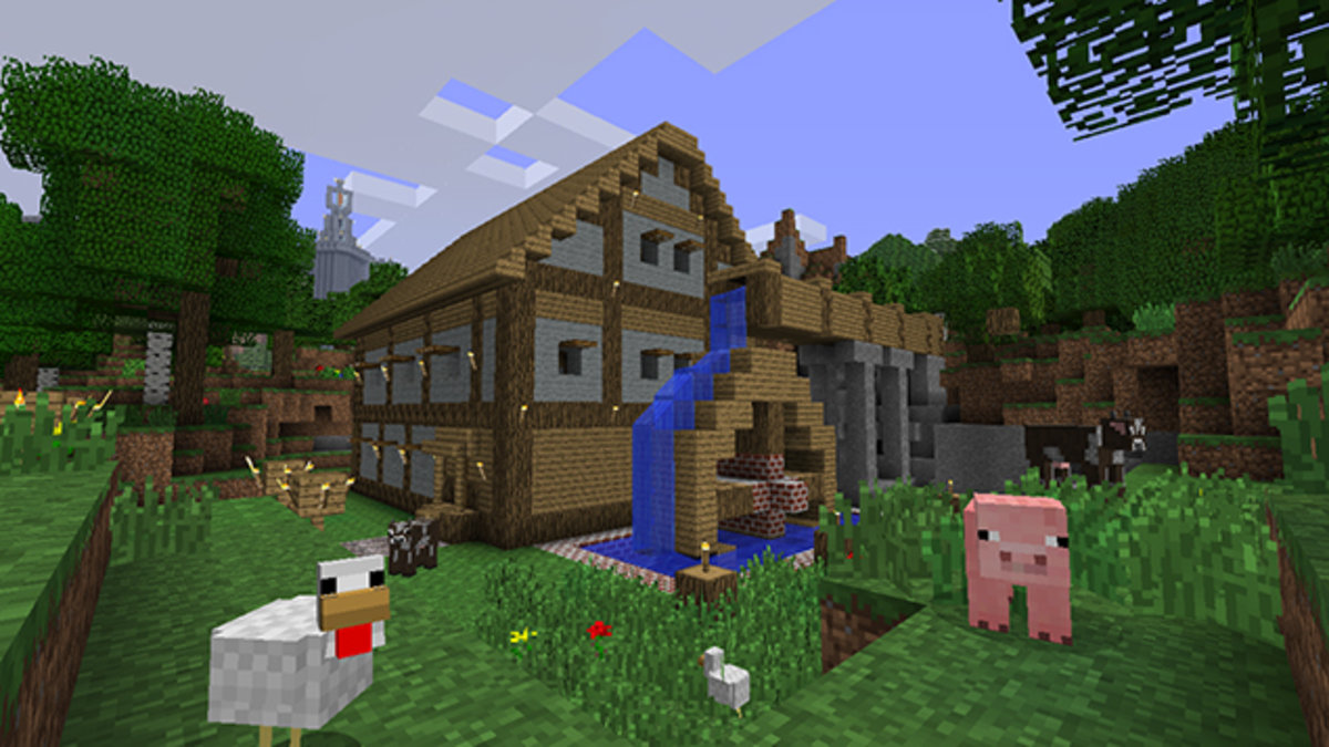 Minecraft: Xbox 360 Edition sells over 400,000 copies on day on