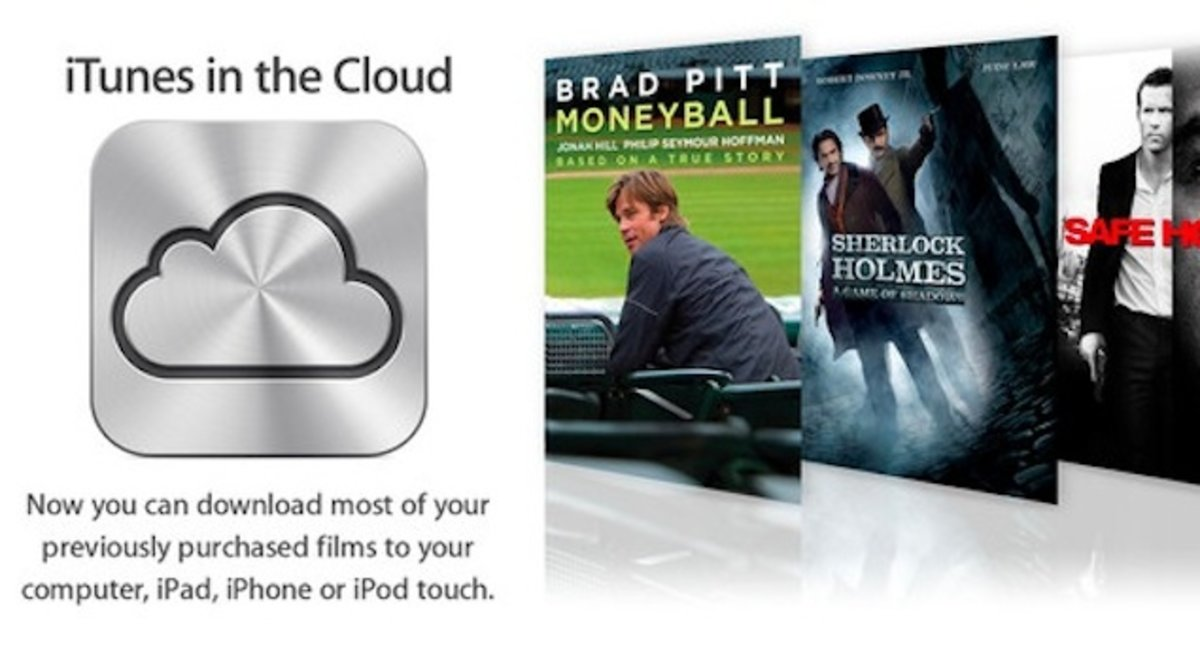 iTunes Movies in the Cloud now available in 37 countries, including