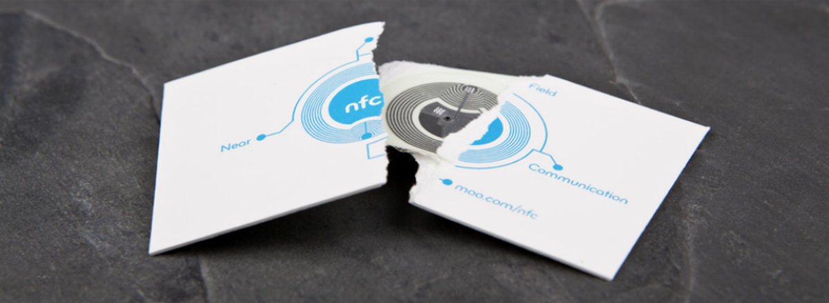 moo adds nfc to business cards patrick bateman get ready to be jealous pocket lint - Patrick Bateman Business Card