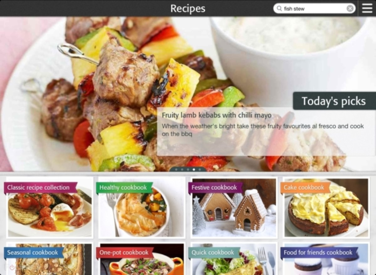App of the day bbc good food recipes tools and cooking tips app of the day bbc good food recipes tools and cooking tips review ipad and ios pocket lint forumfinder Gallery