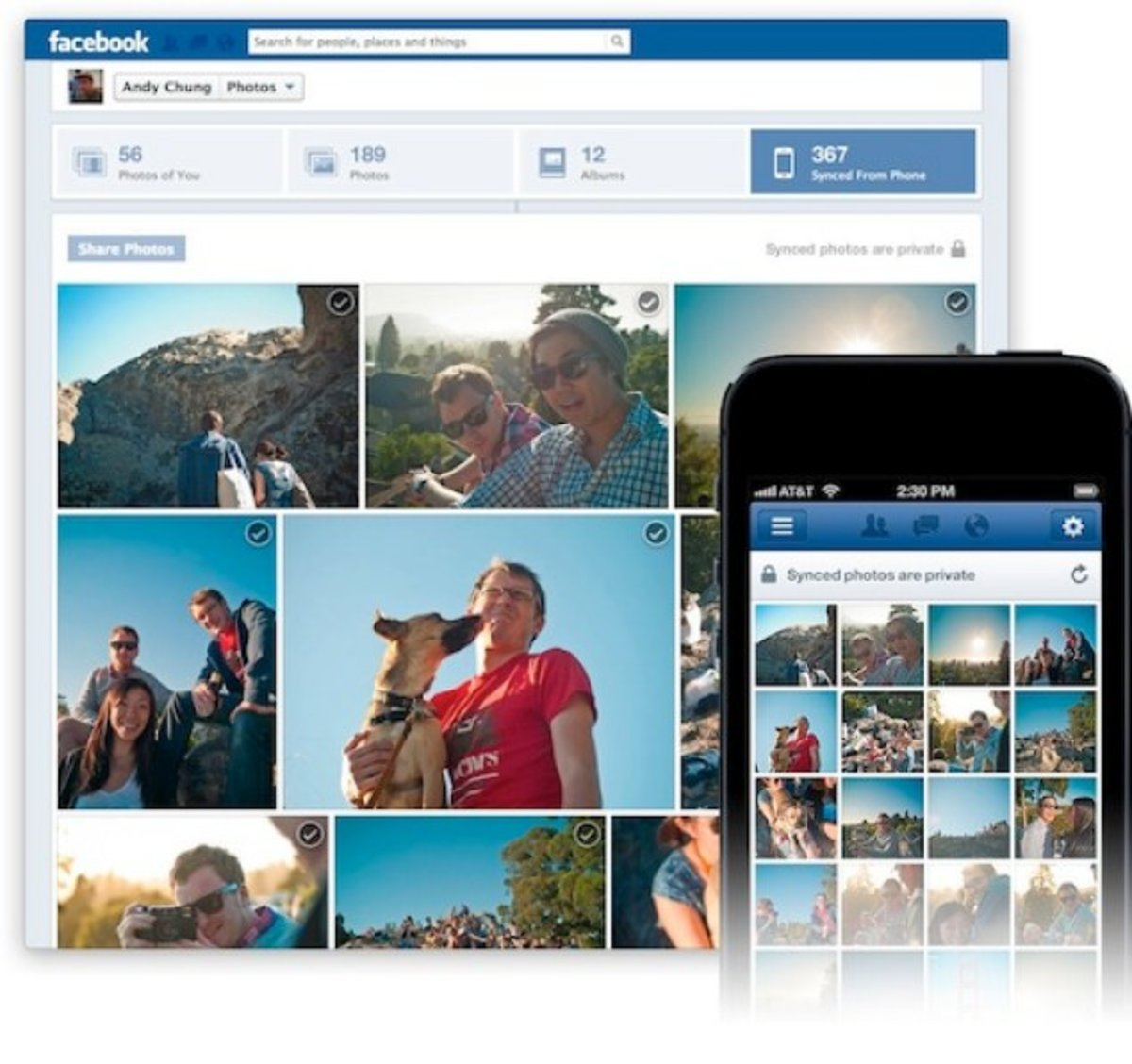 Facebook Photo Sync automatically saves your pictures - Pocket-