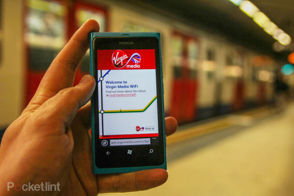 free mobile tube Travel For Free On The Tube Using A Lucozade Bottle - Silicon UK.