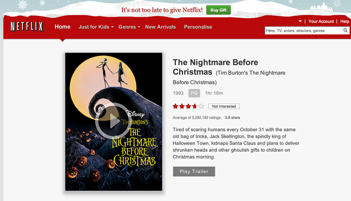 The best ways to stream your Christmas movies - Pocket-lint