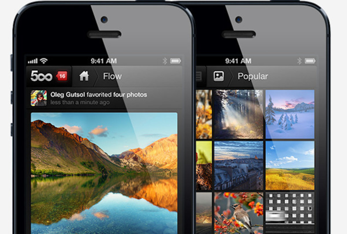 500px returns to App Store after being removed over nude photo