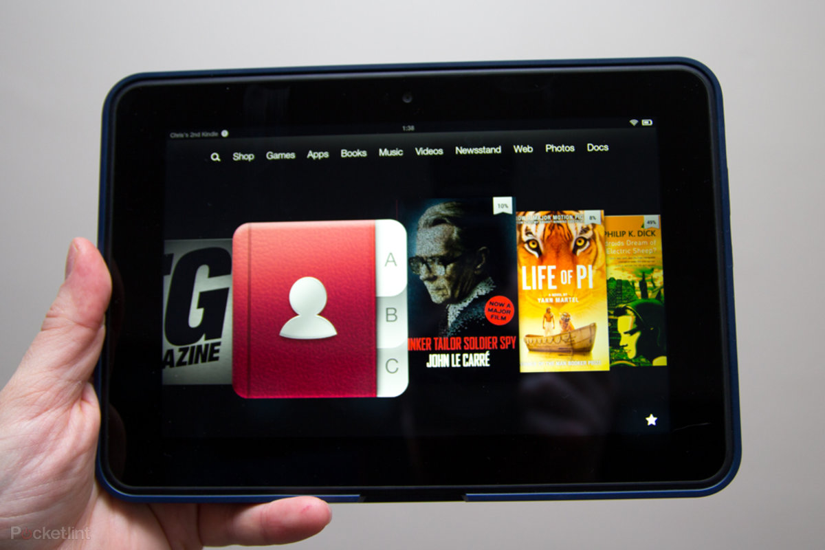 Amazon Kindle Fire 8 9 now available in the UK - Pocket-lint