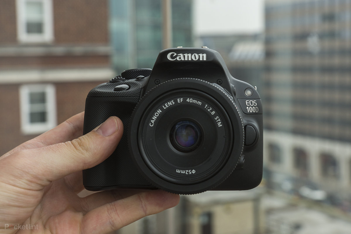 Canon Eos 100d Pictures And Hands On Kit 18 55 Is Stm 100 D