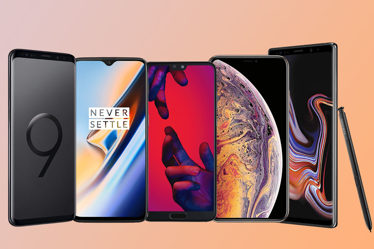 Best Smartphones 2019 The Top Mobile Phones Available To Today