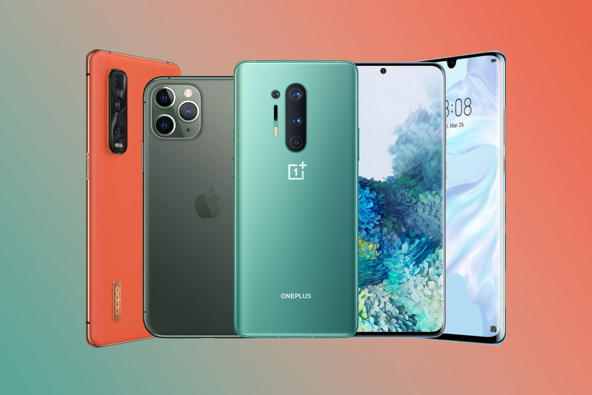 Best Smartphones 2020 The Top Phones Available To Buy Today