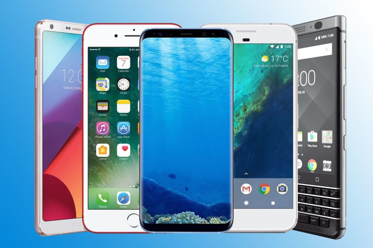 Your smartphones there s big news in the world of mobile shopping - Best Smartphones 2017 The Best Phones Available To Buy Today Pocket Lint
