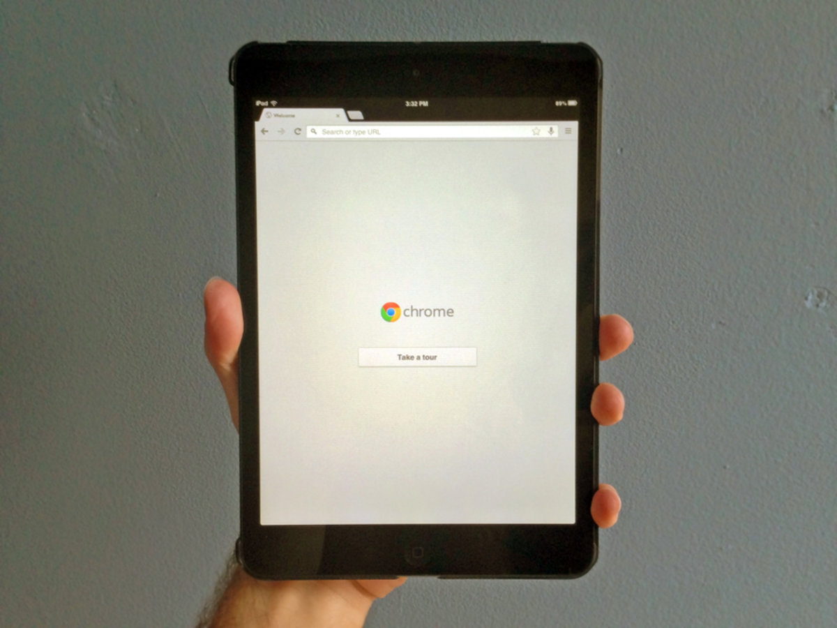 Chrome for iOS will now open links in Google apps, enter fullsc