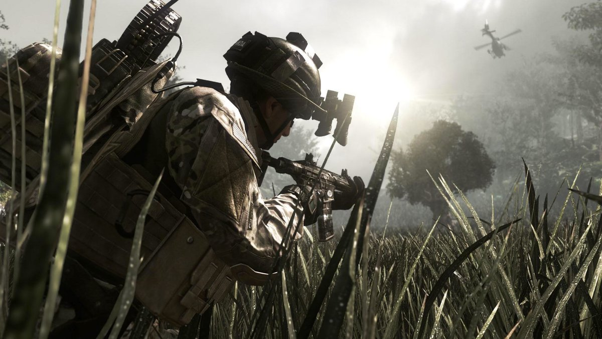 Call Of Duty Ghosts Multiplayer Trailer Released Reveals Char