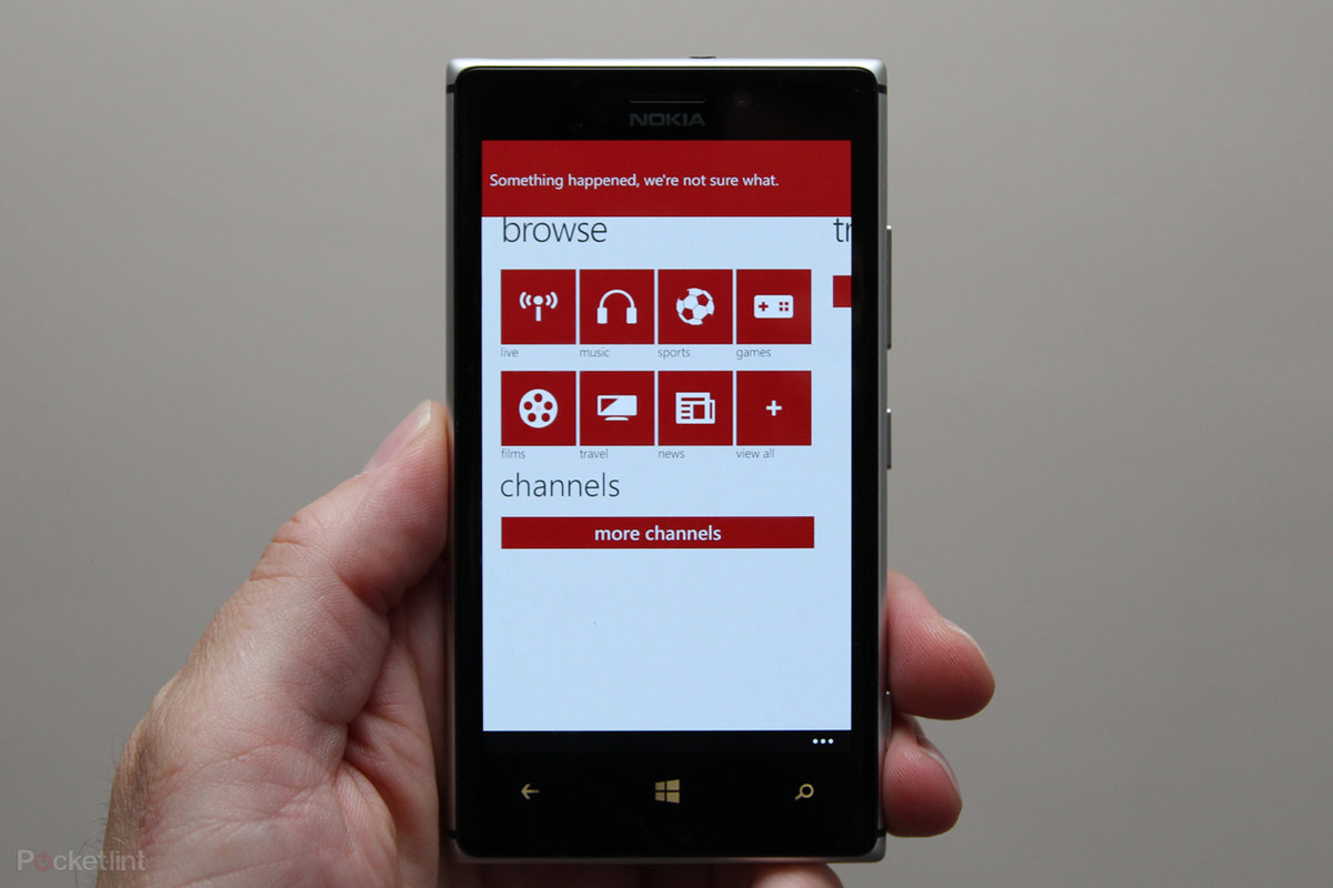 Re-released YouTube app for Windows Phone blocked by Google, sa