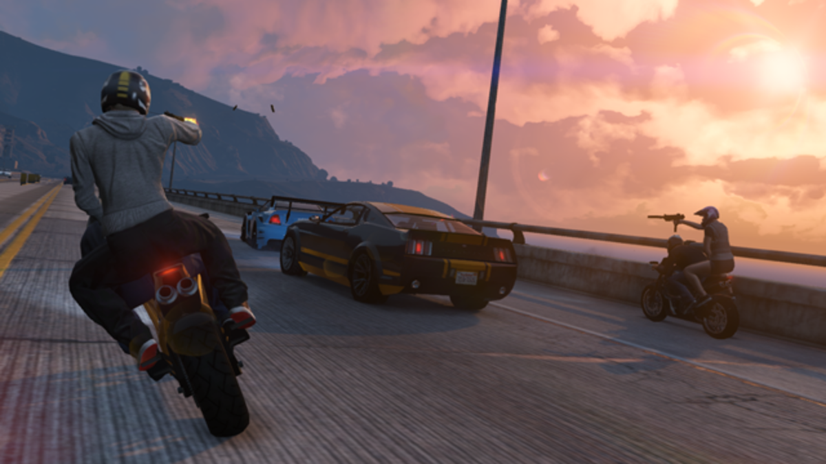 GTA Online detailed by Rockstar Games ahead of 1 October roll o