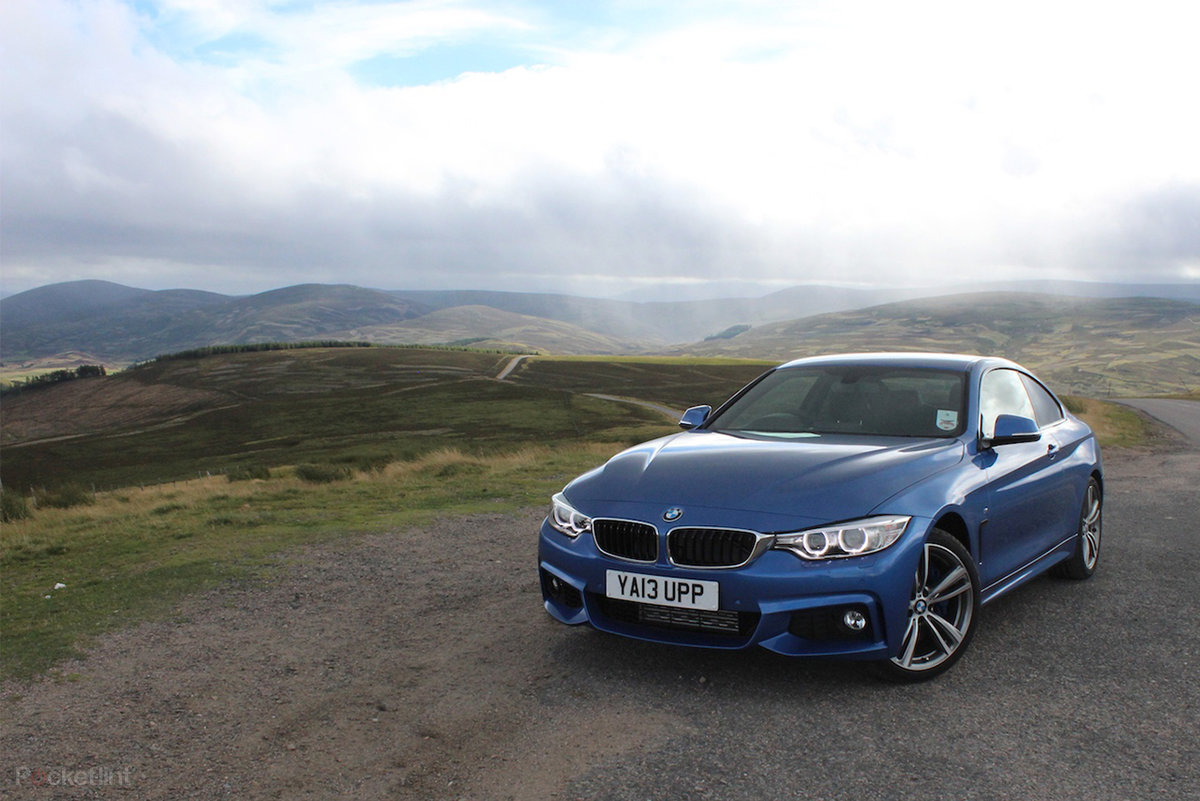 bmw 435i m sport review - pocket-lint