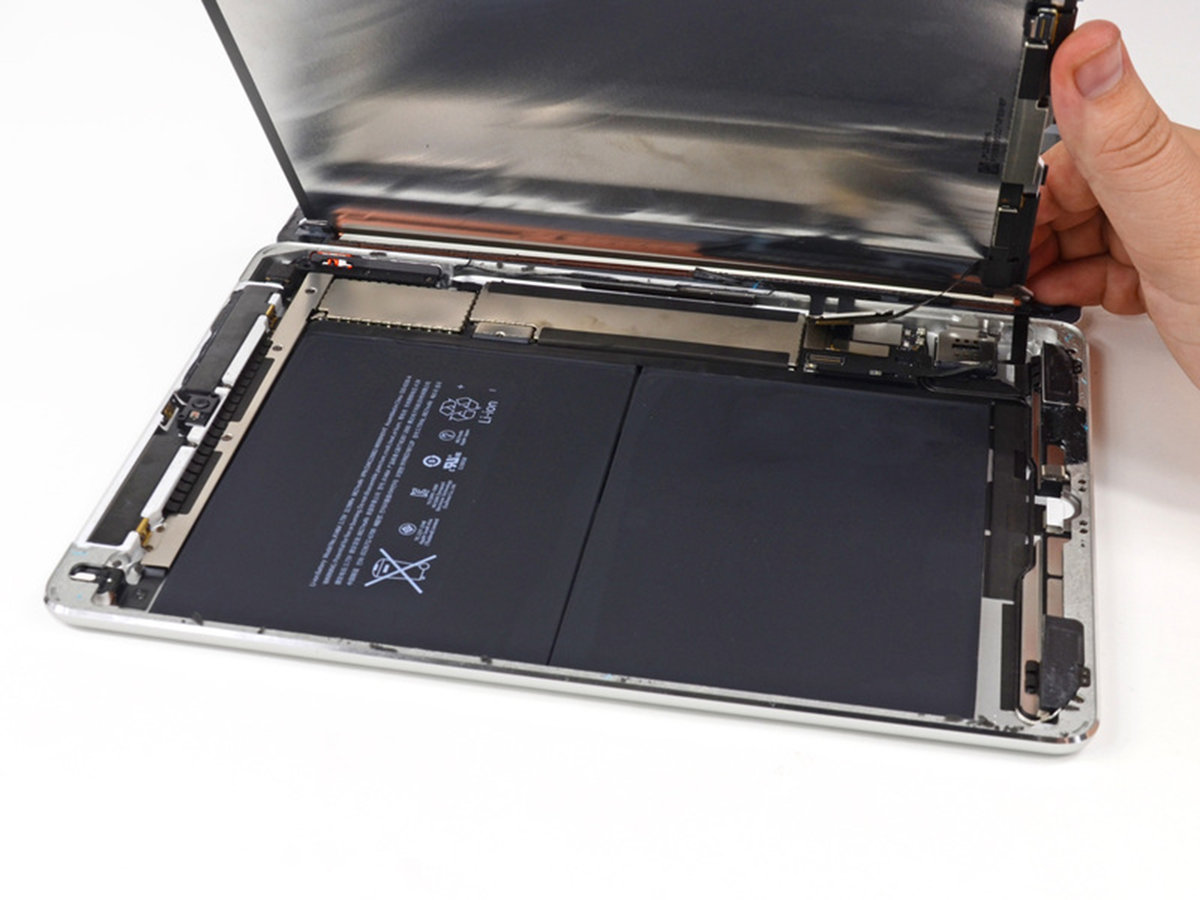 iPad Air gets an iFixit repairability rating of just 2 out of 1