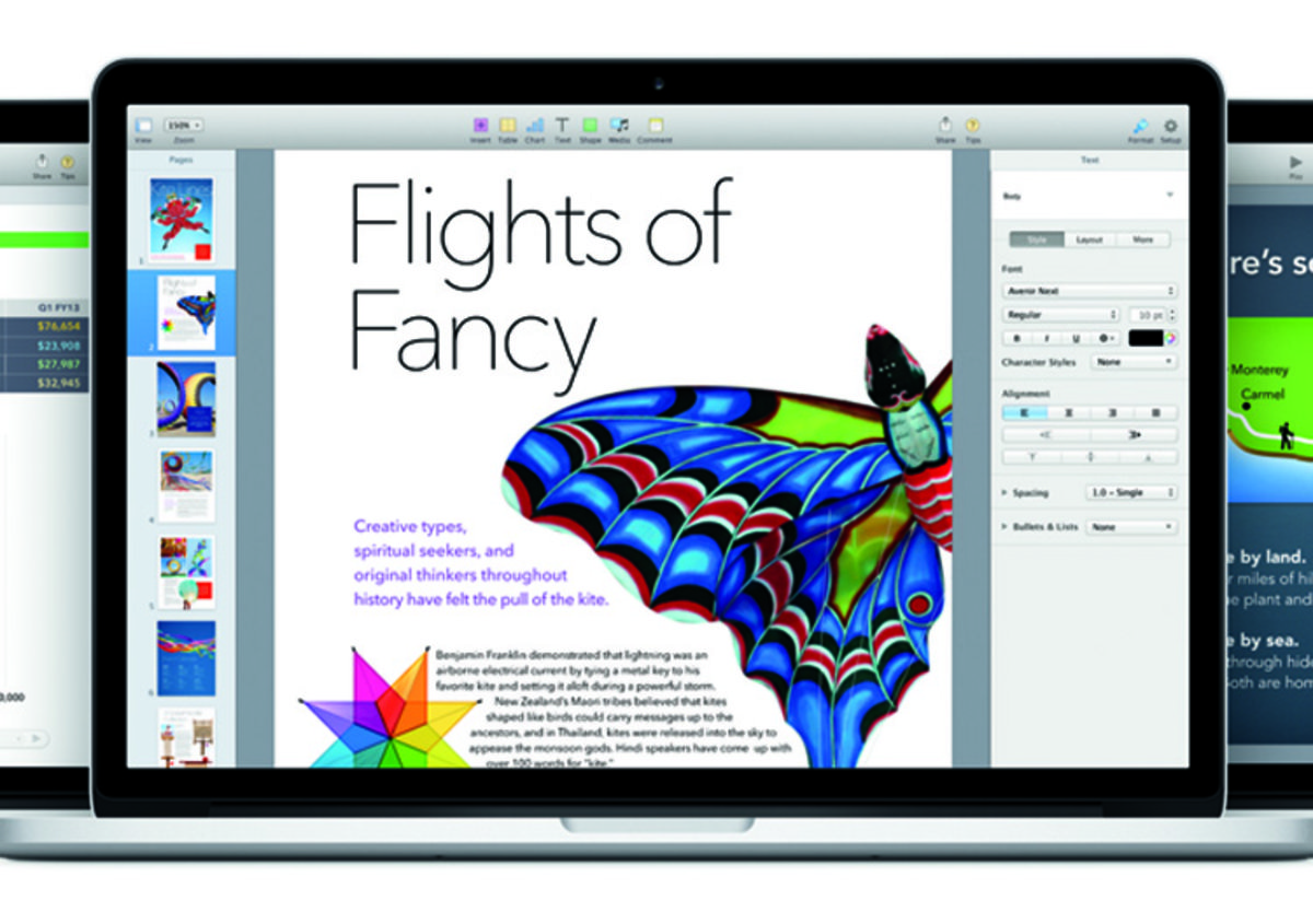 Apple responds to iWork complaints, says it will reintroduce iW