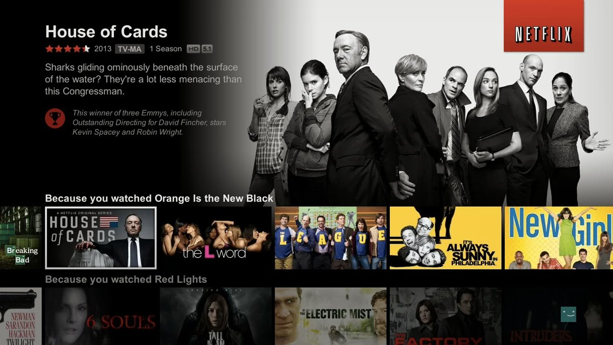 Netflix adds new features and user interface across Smart TVs,