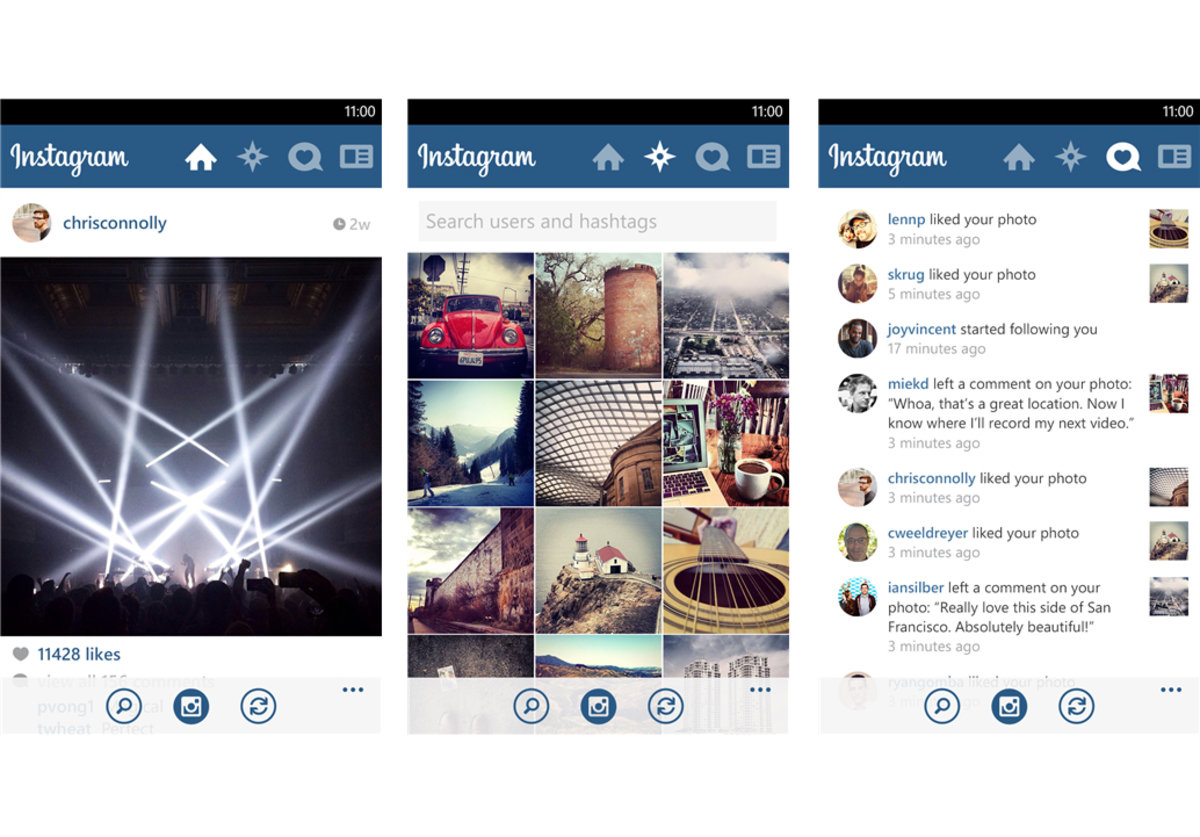 Instagram for Windows Phone is here, but it's not quite finishe