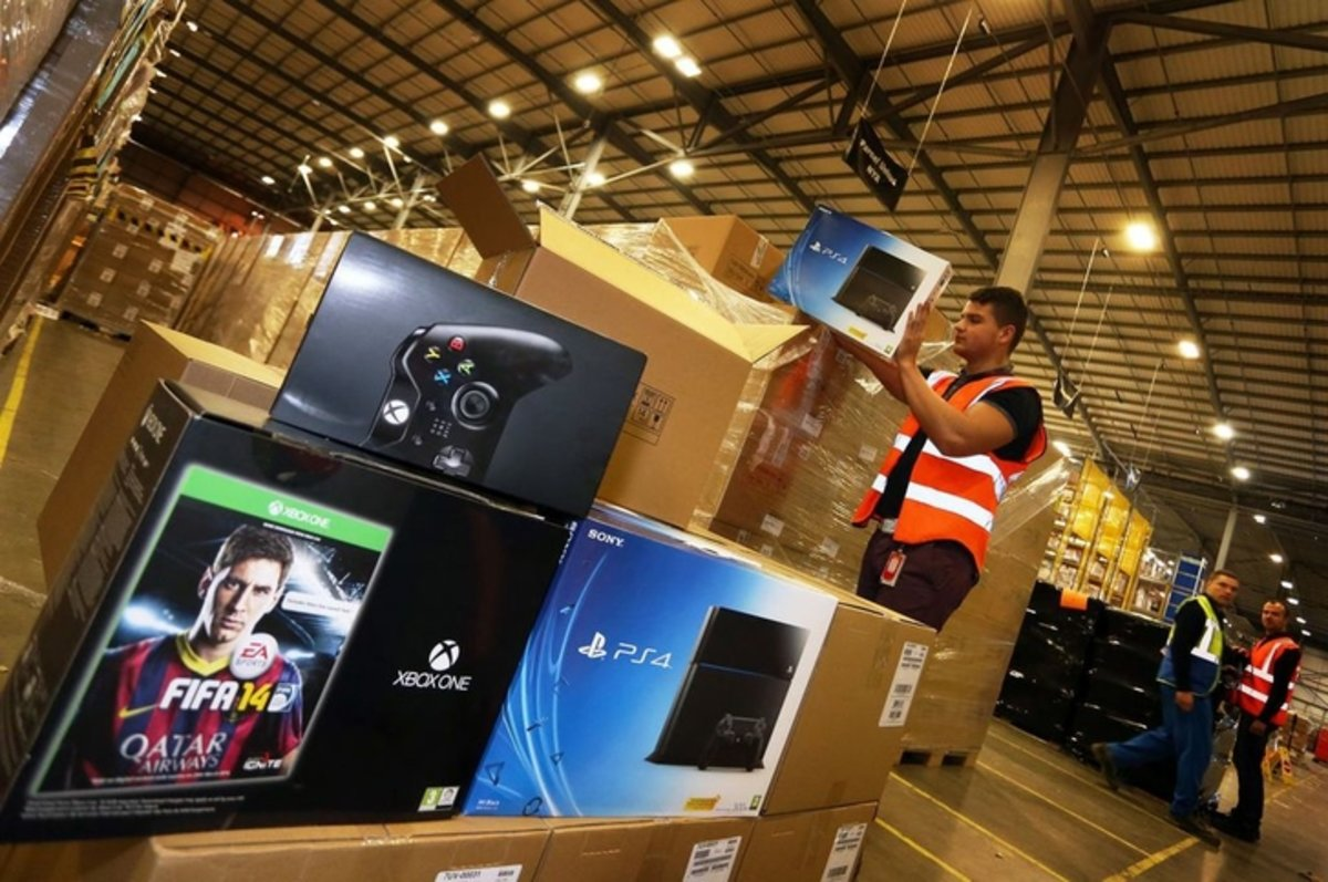 Get yourself a PlayStation 4 by Christmas as Amazon opens up PS4 ...