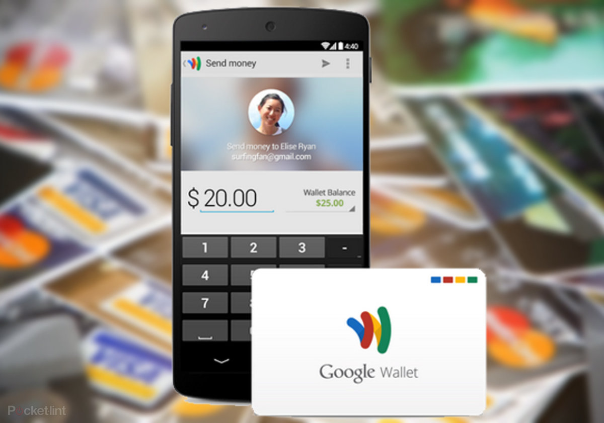 Say cheese! Add credit and debit cards to Google Wallet for And