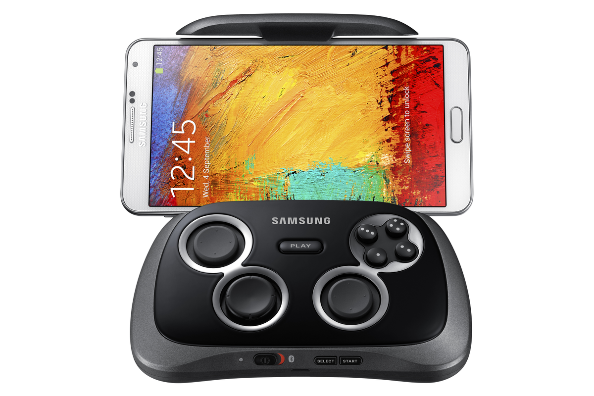 Samsung releases Smartphone GamePad for your Android gaming fin