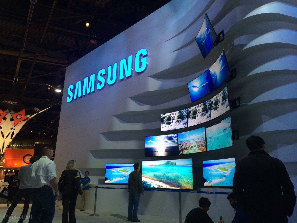 Samsung Will Ship 105 Inch Curved And 85 Inch Bendable 4k Uhdtvs In