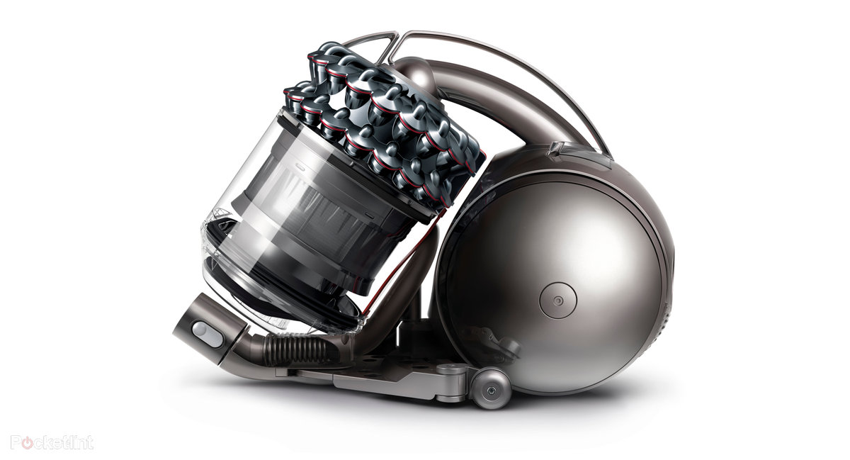 Dyson Cinetic Technology Ditches The Need For Vacuum Cleaner Filters    Pocket Lint