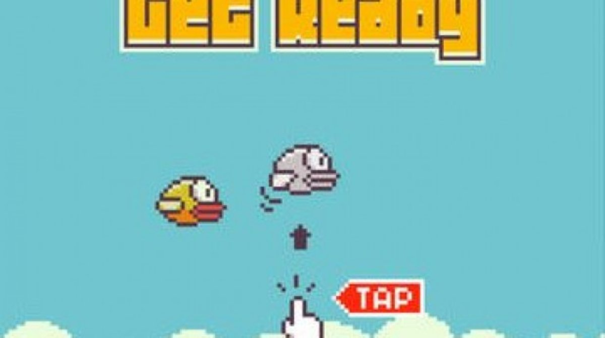 Flappy Bird Is Dead Here Are Five Alternatives To Download - Flappy bird in real life
