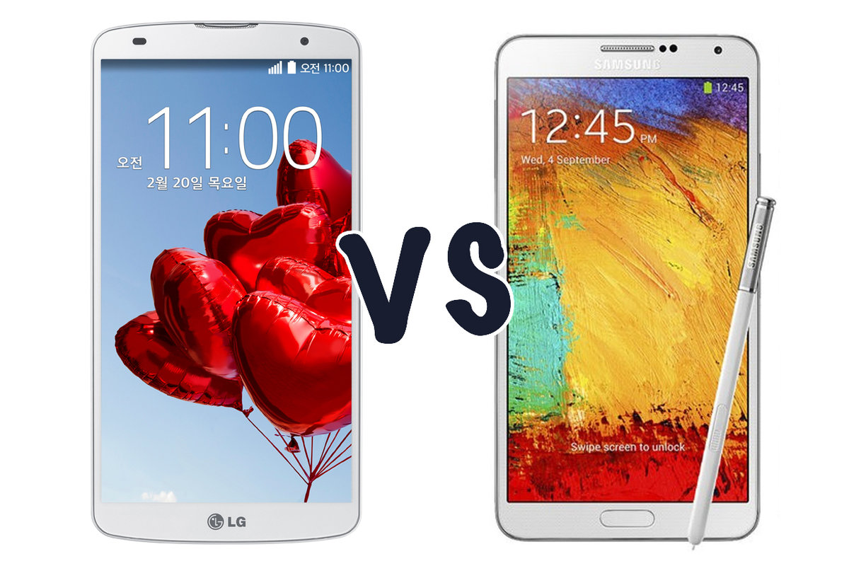 Lg G Pro 2 Vs Samsung Galaxy Note 3 Whats The Difference Pocket Grand Android Jellybean Qualcomm Snapdragon Lint