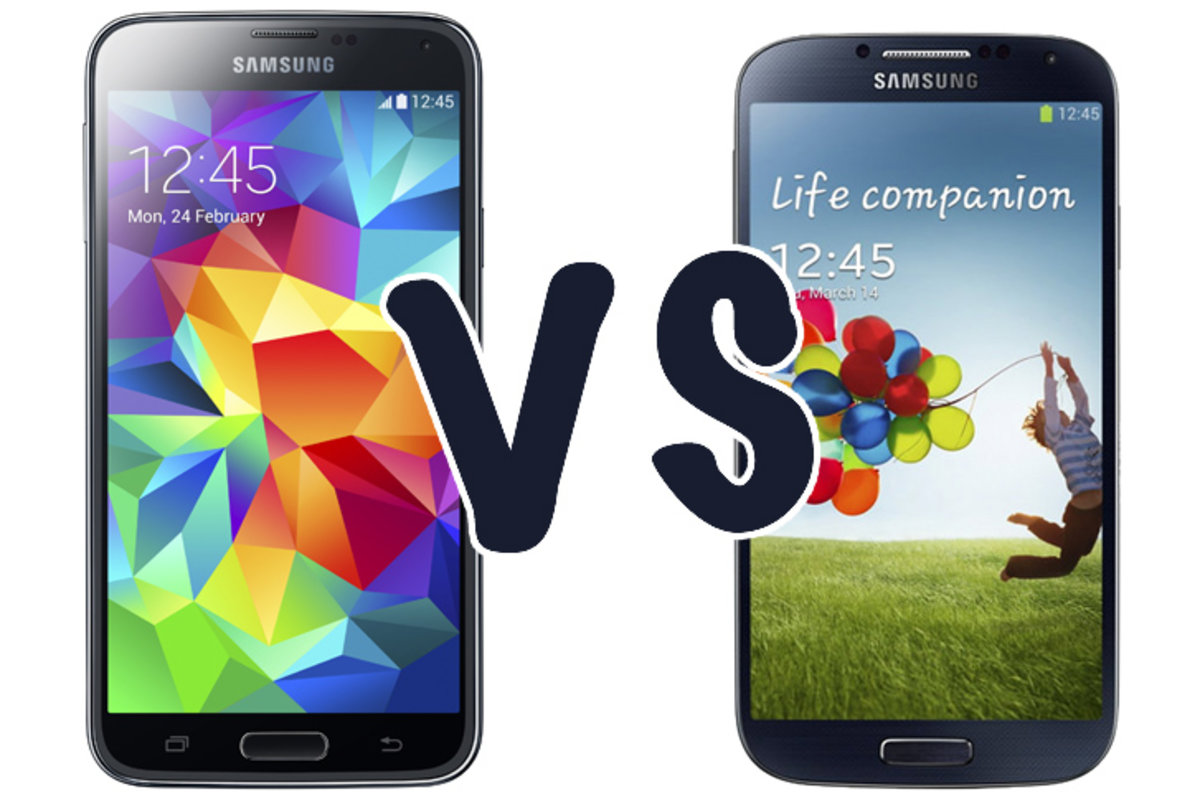 Daftar Harga Samsung Galaxy S5 Update 2018 Sepatu Tactical Delta 6 Inch Sj0021 Vs S4 Whats The Difference Pocket Lint