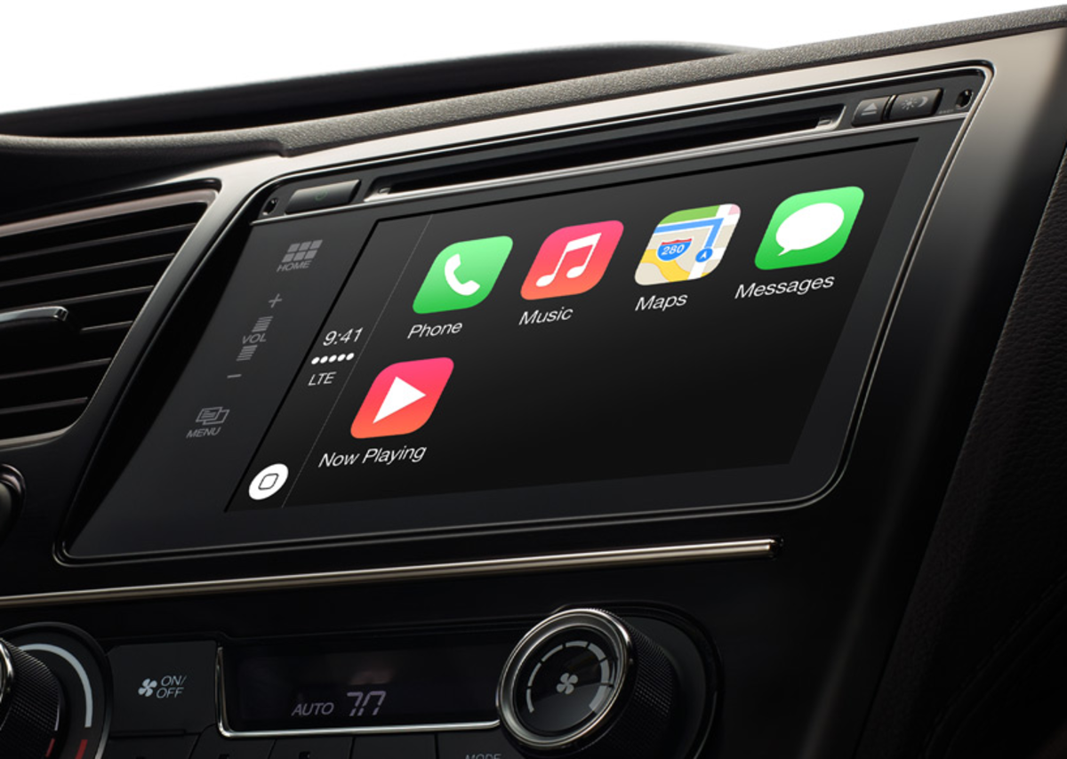 Apple Carplay Which Cars Support It What Can Do And How Does Automotive Connectors 2015 Best Auto Reviews Work Pocket Lint