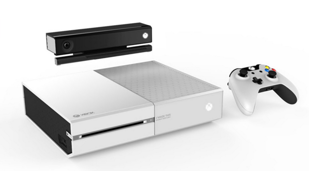 White Xbox One now available on Ebay, even though it's for Micr
