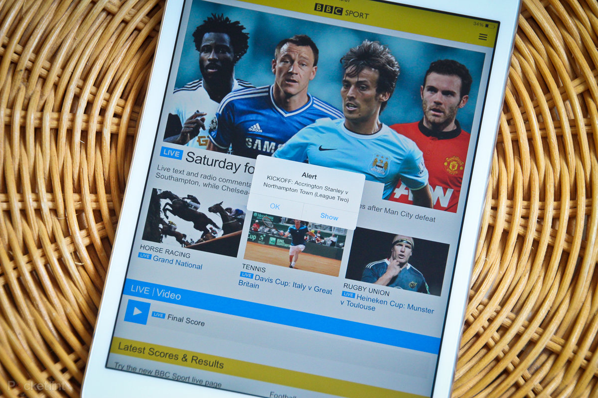 Bbc Sport App Adds Push Notifications For Football Clubs Follow