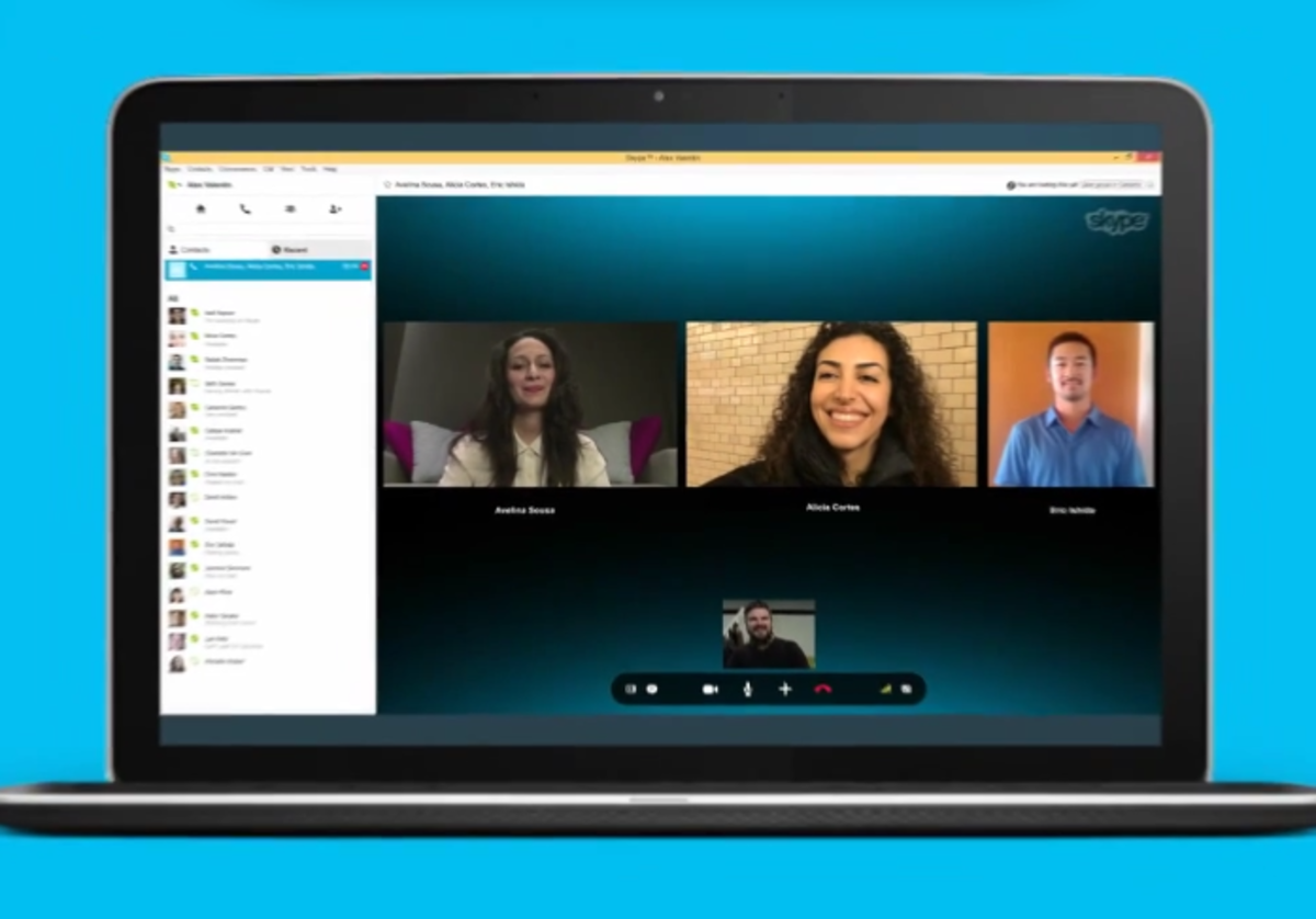 Group video calling made free for Skype on desktop and Xbox One