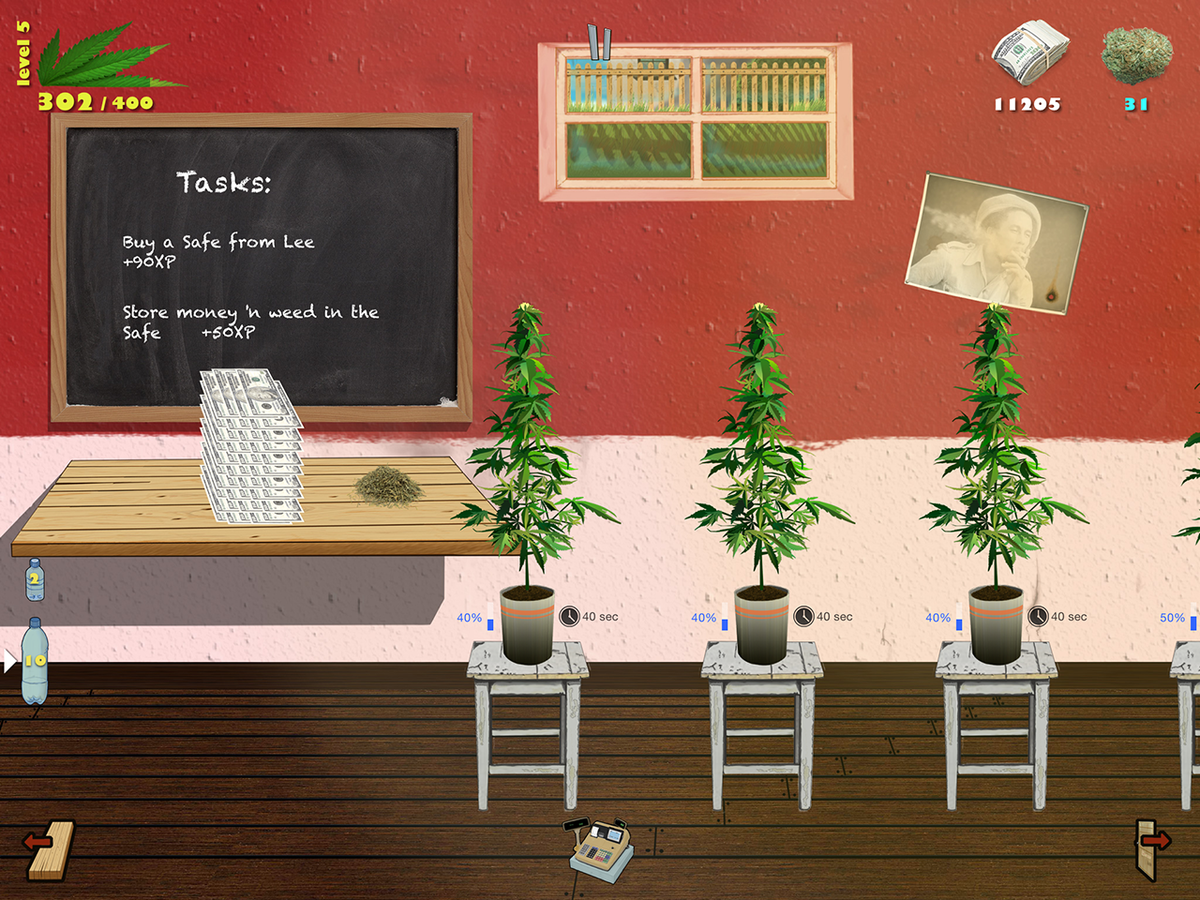 Apple-approved drug dealing game Weed Firm tops iTunes charts -