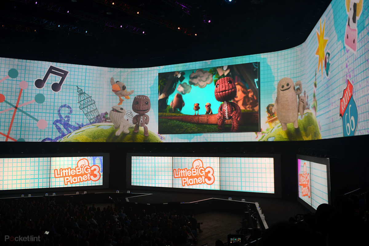 Little Big Planet 3 For Ps3 And Ps4 Three New Characters Drive Multiplayer Focus Pocket Lint