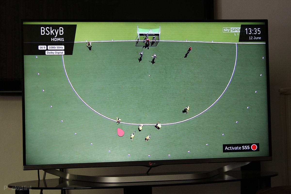 LG LB700V 42-inch Smart TV with webOS review - Pocket-lint