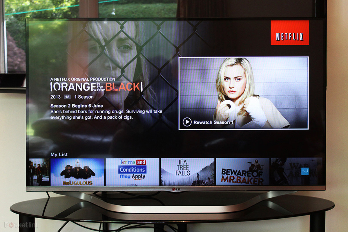 LG LB700V 42-inch Smart TV with webOS review