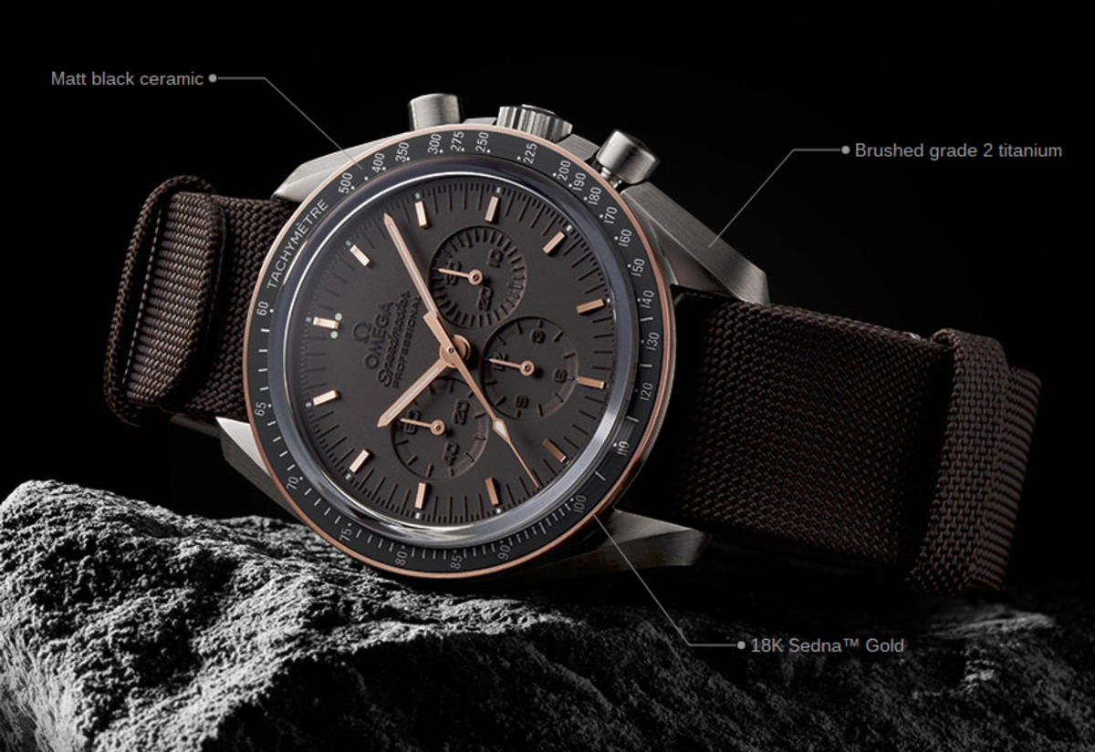 Is This The Best Looking Omega Speedmaster Ever Limited Editio