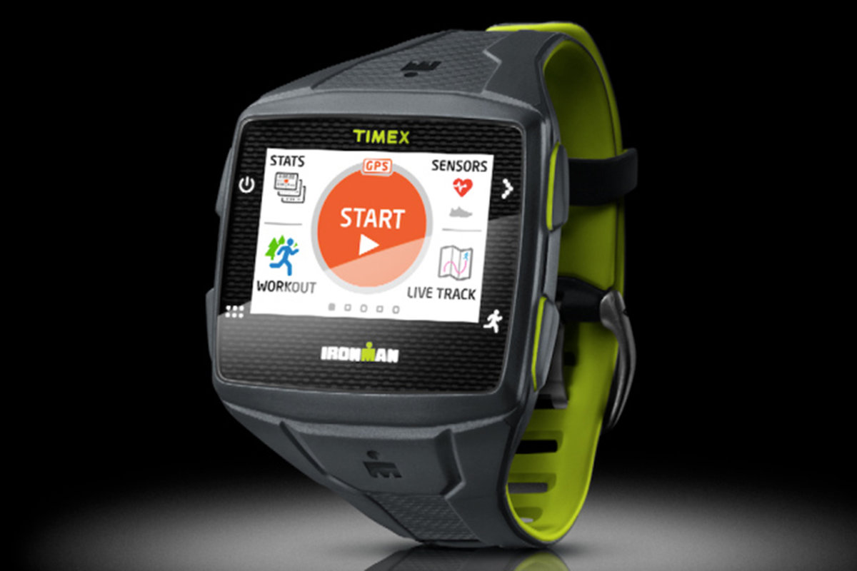 Timex Ironman One GPS+ blurs smartwatch and sports watch lines