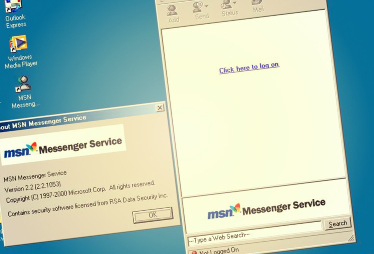 Say goodbye to Microsoft's MSN Messenger, shutting down after 1