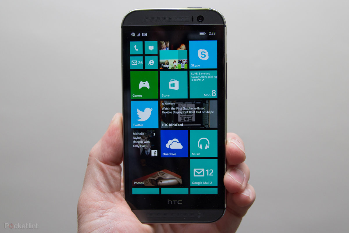 HTC One (M8) for Windows review: Same genes, different DNA