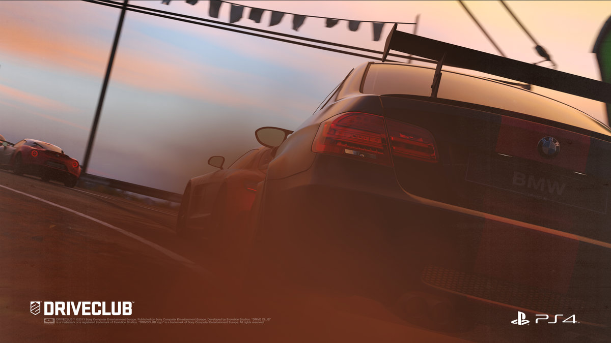 DriveClub review on