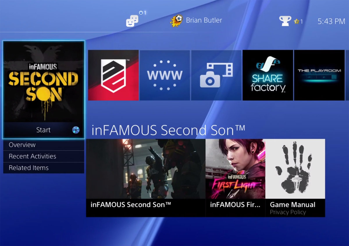 Sony PS4 v2 0 update to roll out tomorrow, with Share Play and