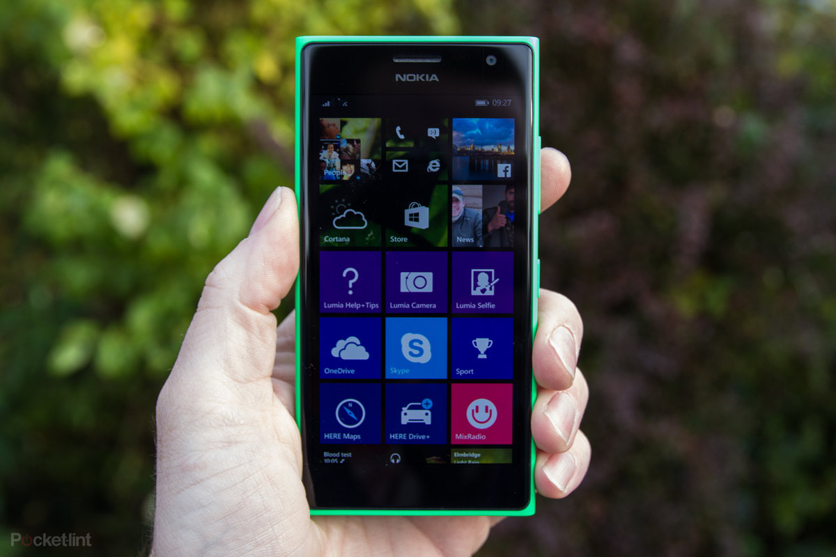 Nokia Lumia 735 Review Just Don T Call It A Selfie Phone Poc