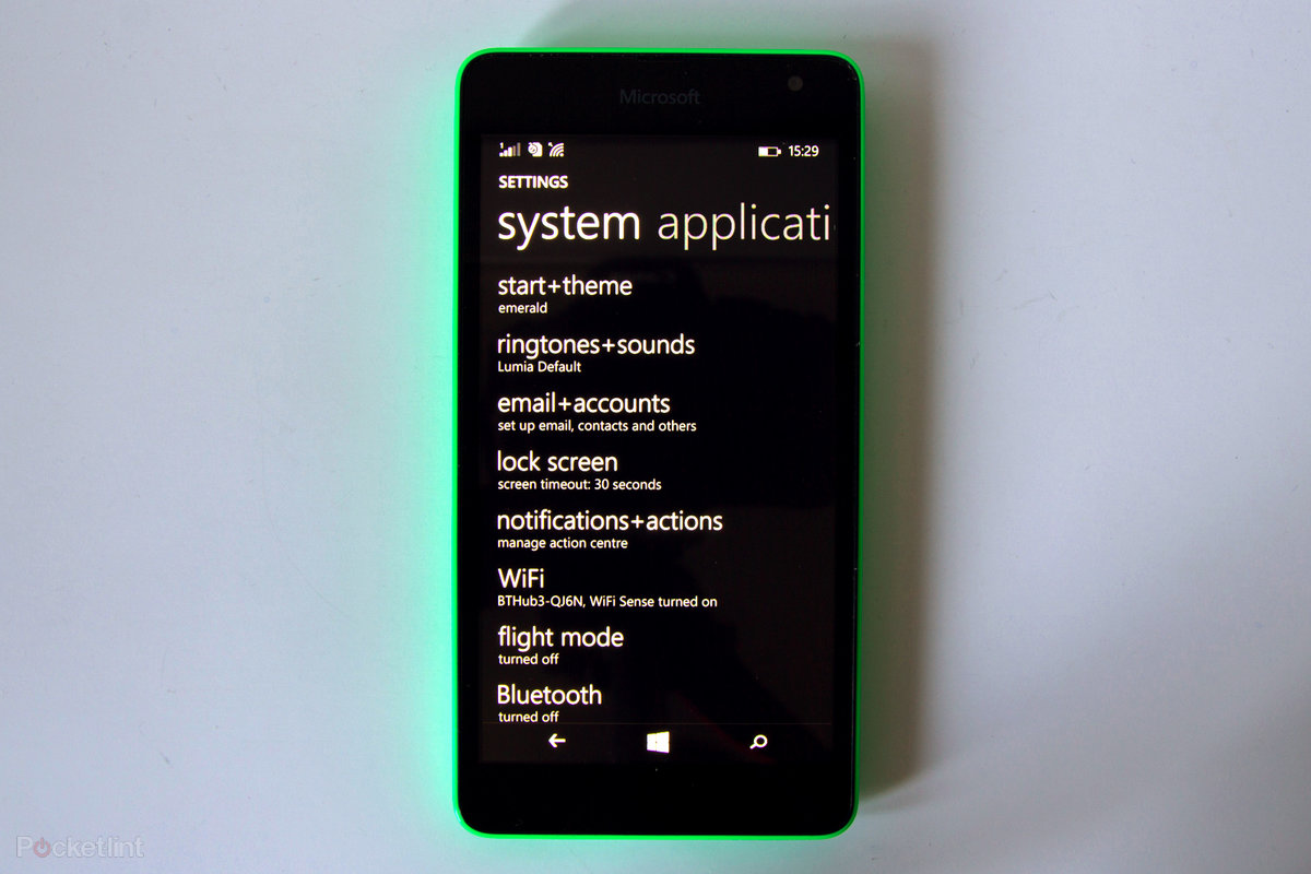 Microsoft Lumia 535 review: Losing touch?